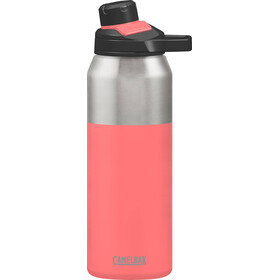 CamelBak Chute Mag Vacuum Insulated Stainless Bottle 1000ml, coral